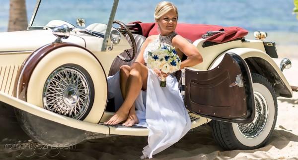 Ceremonie ślubne na rajskiej plaży, sesje fotograficzne