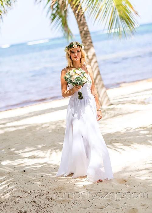 Ceremonia ślubna w Dominikanie