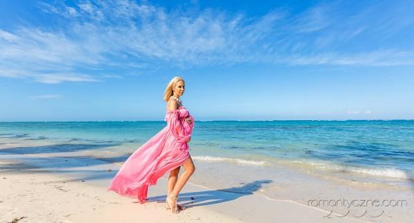 Ślub na prywatnej plaży, Dominikana