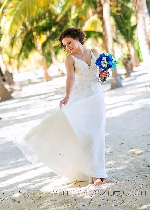 Śluby na plaży, Saona Island