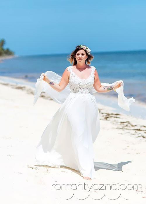 Śluby oficjalne na prywatnej plaży, podróże poślubne na Karaibach