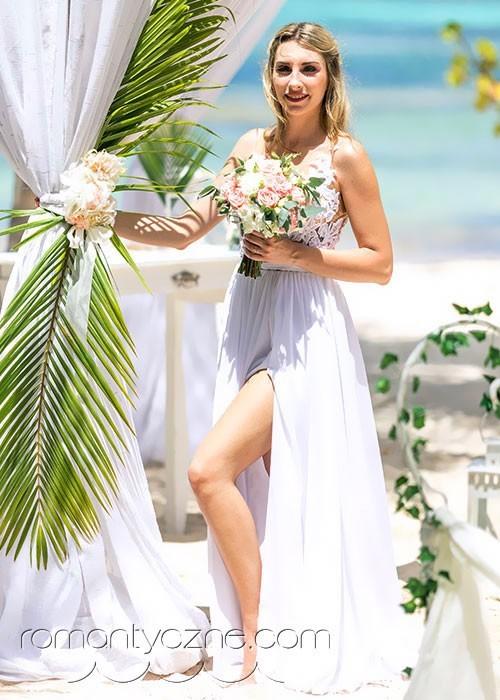 Ślub na prywatnej plaży, Isla Saona