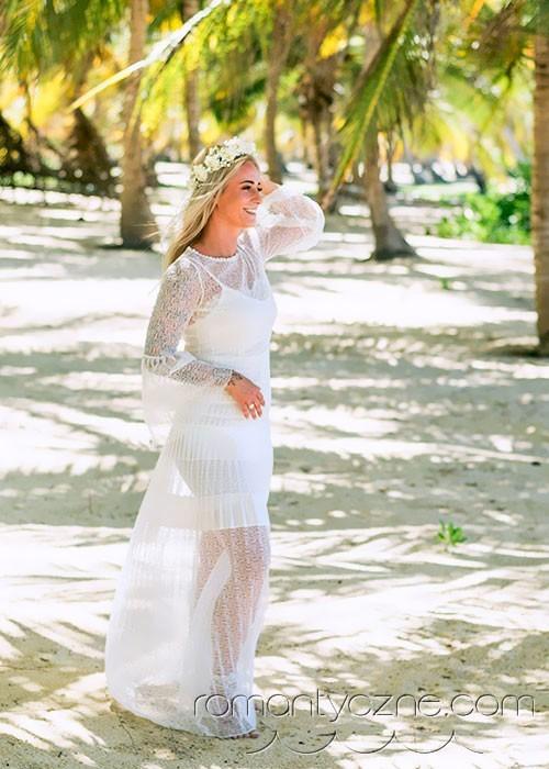 Ceremonie ślubne, sesje fotograficzne na plaży