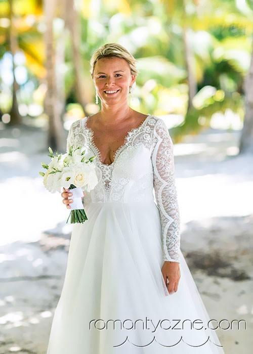 Ślub na Saona Island, Dominikana