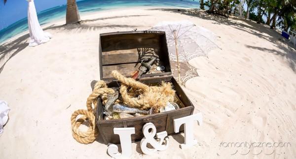 Organizacja ślubów, śluby tropikalne