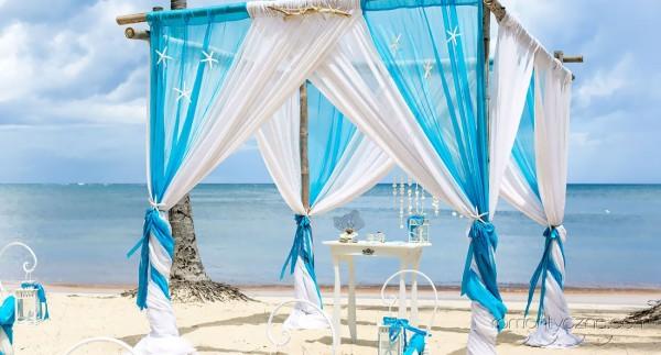 Romantyczne śluby na plaży