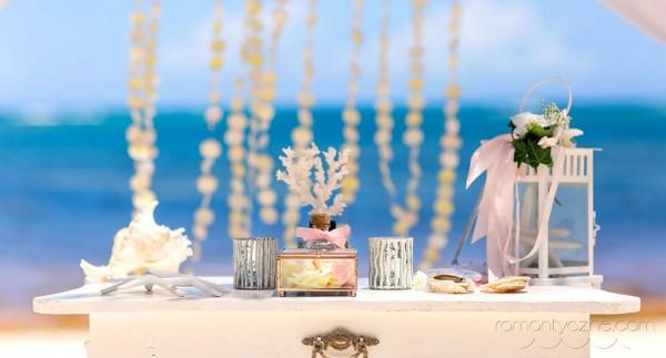 Nieszablonowy ślub Saona Island