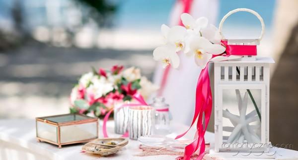 Ceremonie ślubne na prywatnej plaży, Karaiby
