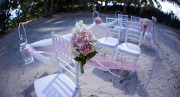 Zaręczyny na plaży
