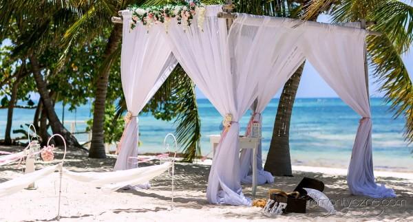 Wyspa Saona, śluby w tropikach