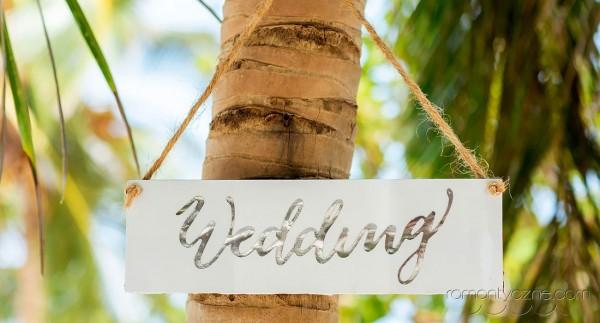 Śluby kolacja dla dwojga, Karaiby