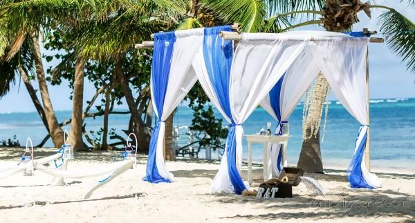 Śluby za granicą na prywatnej plaży, organizacja ceremonii