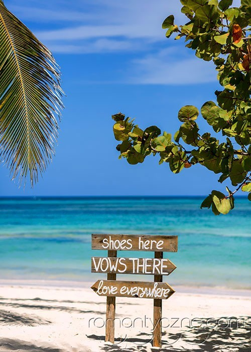 Zagraniczne podróże poślubne, Dominikana