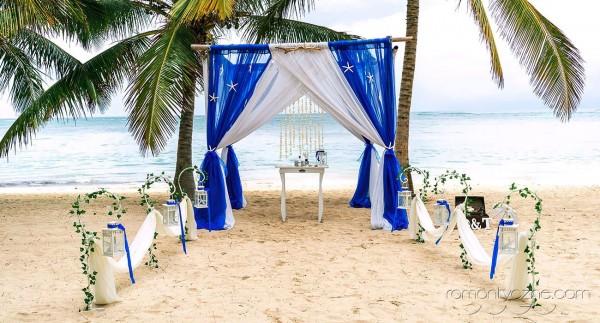 Śluby w tropikach, organizacja uroczystości