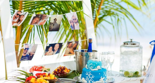 Śluby kolacja dla dwojga, podróże poślubne na Karaibach