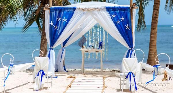Zaręczyny Dominikana, Mauritius, tropikalne śluby