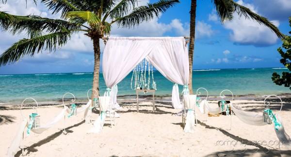 Śluby symboliczne Saona Island, Dominikana