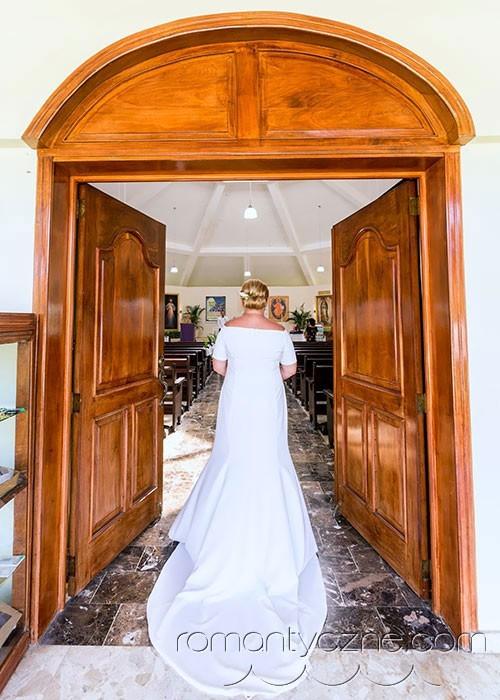 Ślub katolicki w kościele