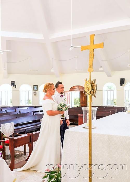 Ślub kościelny na Dominikanie