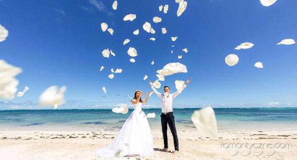 Śluby na prywatnej plaży