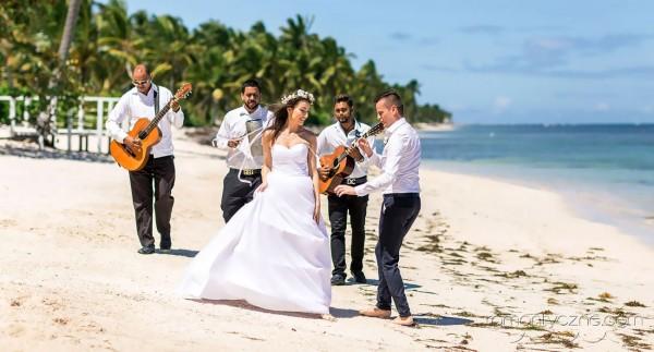 Ślub karaibski, Dominikana
