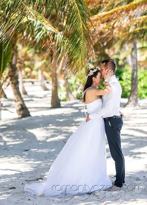 Organizacja ślubu w tropikach