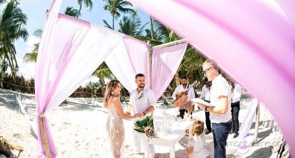 Ślub wśród palm, Dominikana