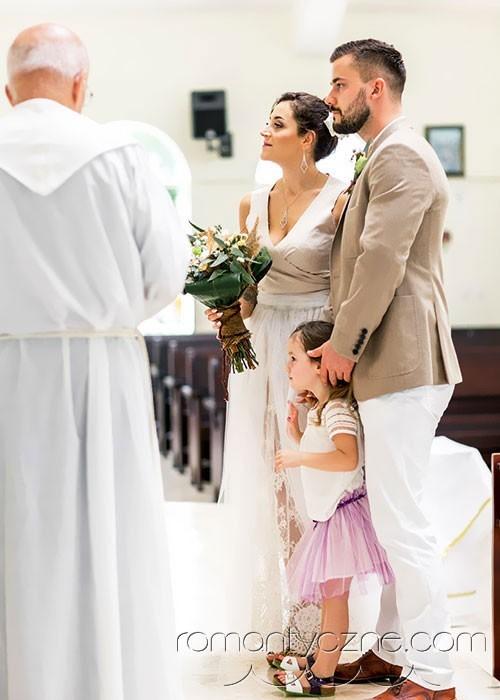 Ślub kościelny w tropikach