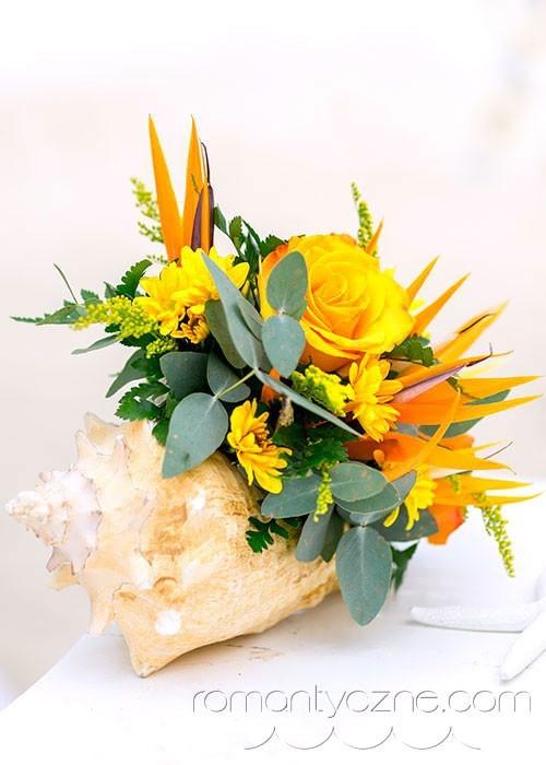 Wymarzone kwiaty na ślub