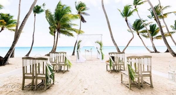 Ceremonie ślubne na plaży