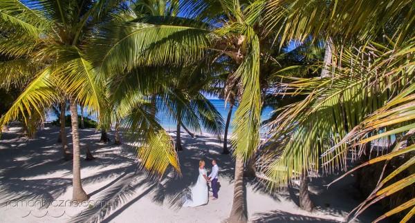Śluby symboliczne i oficjalne w Dominikanie