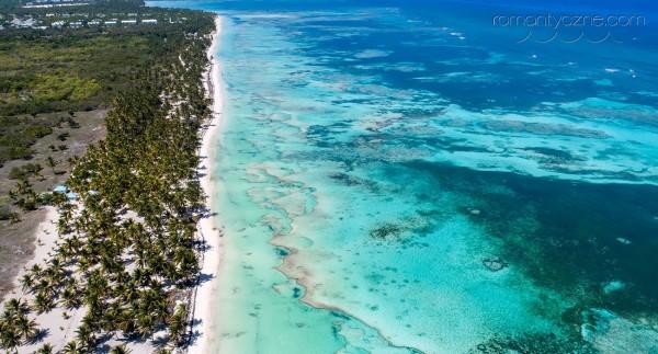 Saona Island, zaręczyny w karaibskiej atmosferze