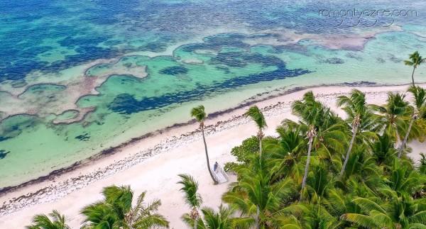 Wyspa Saona tylko dla nowożeńców