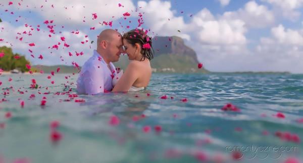 Zaręczyny na tropikalnej plaży, Karaiby