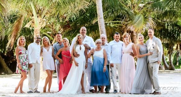 Zaręczyny na rajskiej plaży, tropikalne śluby