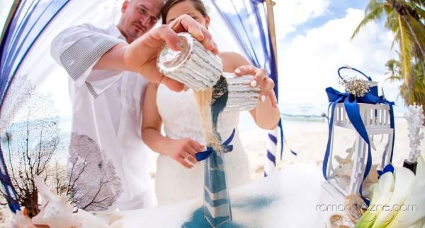 Śluby oficjalne Saona Island, Dominikana, organizacja ceremonii