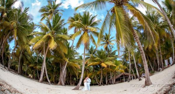 Śluby na prywatnej plaży, romantyczne ceremonie