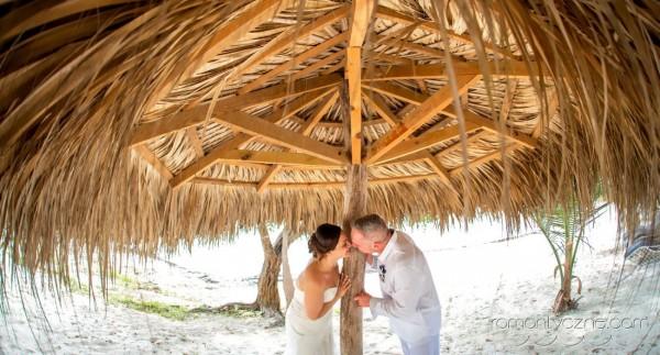 Zaręczyny kolacja dla dwojga, Karaiby