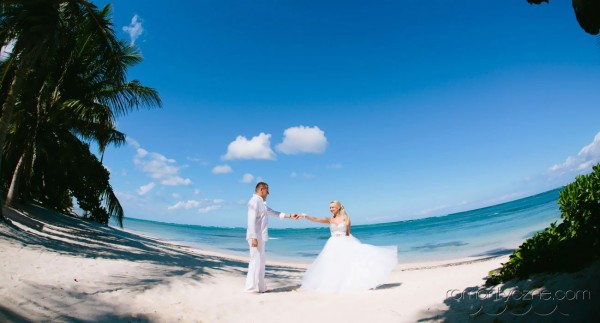 Śluby na dominikańskiej plaży, Karaiby