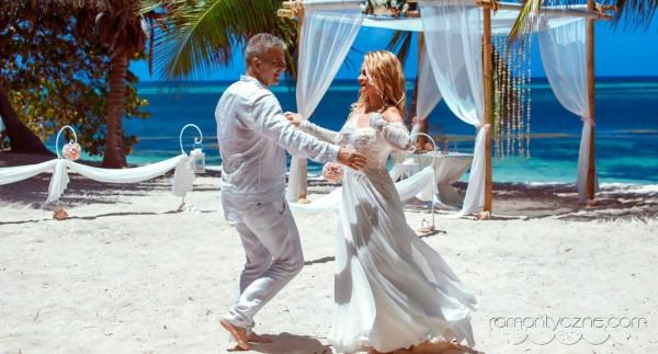 Śluby na tropikalnej plaży, organizacja ceremonii