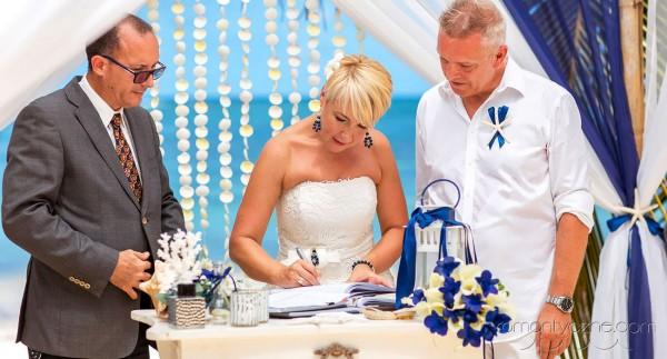 Nieszablonowy ślub Dominikana, Mauritius, romantyczne ceremonie