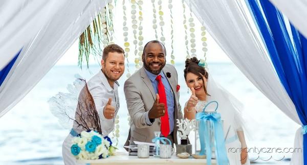 Nieszablonowy ślub Dominikana, Mauritius, organizacja ceremonii