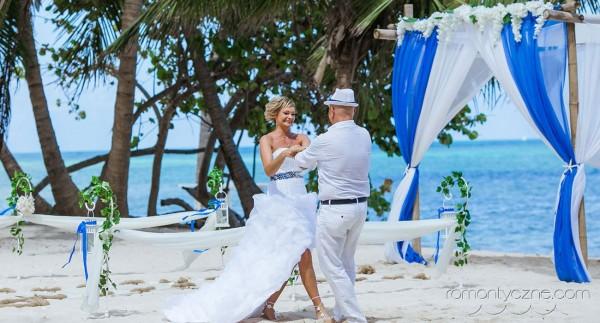 Nieszablonowy ślub kolacja dla dwojga, organizacja ceremonii