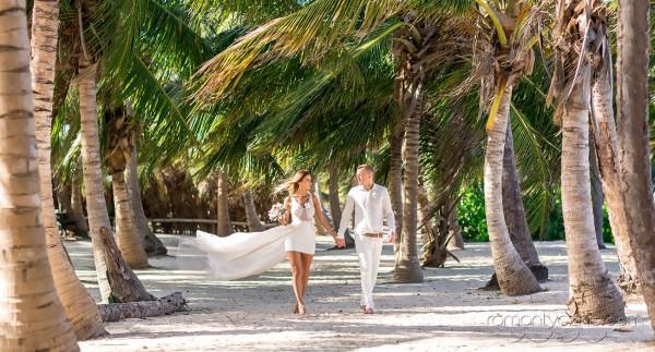 Ceremonie ślubne Dominikana, Mauritius, organizacja ślubu