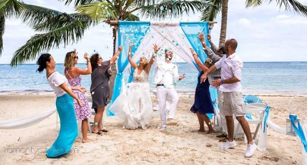Organizacja ślubu w raju, Dominikana