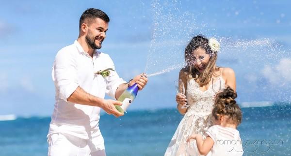 Zaręczyny Saona Island, Dominikana, organizacja ślubu
