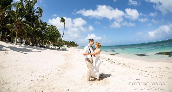 Śluby oficjalne na rajskiej plaży, romantyczne ceremonie