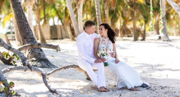 Organizacja ślubu w raju na ziemi, Karaiby
