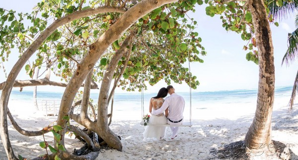 Ślub w Dominikanie, romantyczne chwile