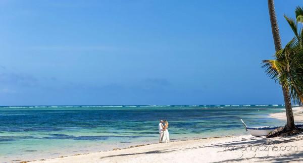 Śluby za granicą na prywatnej plaży, zagraniczne podróże poślubne